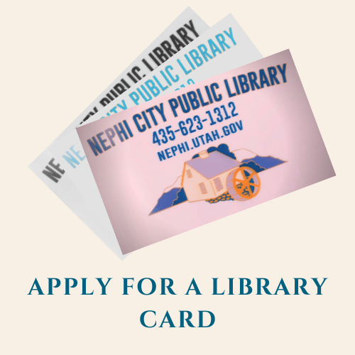 Apply for a library card (1)