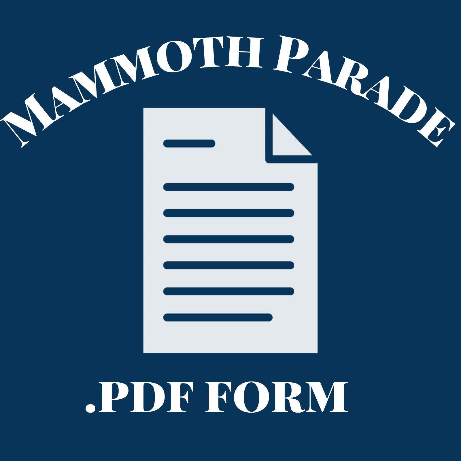Mammoth Parade .pdf format button