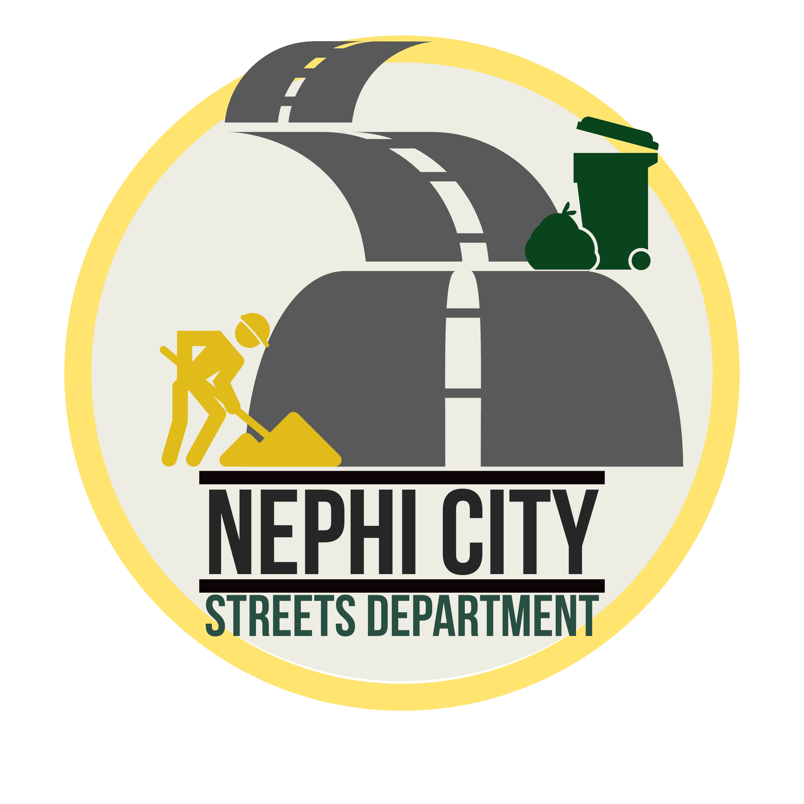 Streets Department Logo