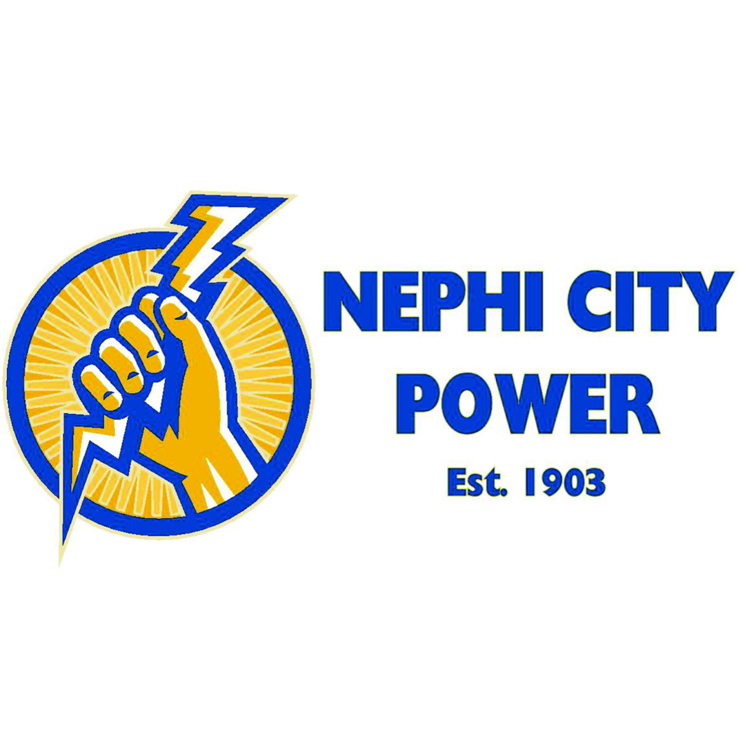 Nephi City Power Logo Large