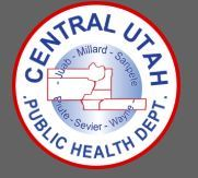 Central Utah Health Department Opens in new window